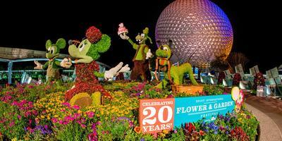Топиари-фестиваль от Disney 2014