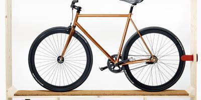 4 самых удобных идеи для хранения велосипеда
