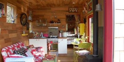 Идеи декора для крошечной кухни
