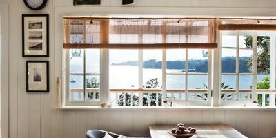 Фото-тур по летнему домику на озере в Новой Зеландии