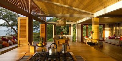 Дача мечты в тропическом раю