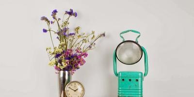Декоративные идеи для вашей дачи в стиле ретро-шик