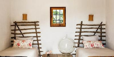 Колоритная дача на испанском острове Ибица — средиземноморские идеи