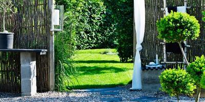 Фото-тур в маленький шведский сад Камиллы и Оскара