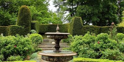 Погружение в красоту традиционного ландшафтного английского дизайна в графстве Лестершир