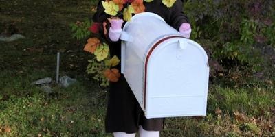 9 креативных дачных идей для почтовых ящиков