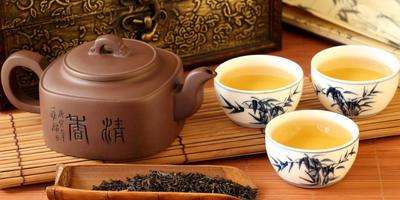 Выходные на 7 дач с любимым чаем