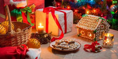 Всем, кто отмечает сегодня Рождество - Merry Christmas!