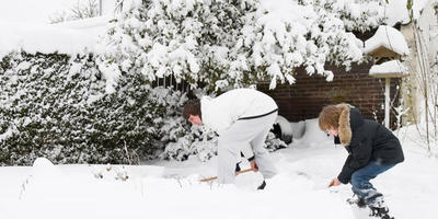 Отзыв о лопате для уборки снега FIT