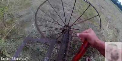 Хуторская взаимопомощь (видеоролик Виктора Соловьева)