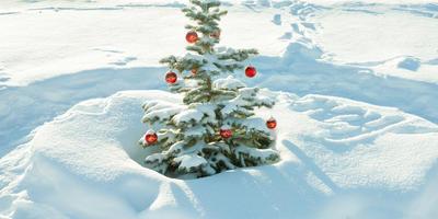 Какая погода была у вас в новогоднюю ночь? И чем вас встретило утро? Расскажите!