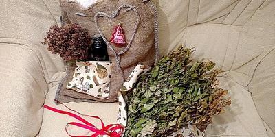 Подарок для бани, или ...Каждый год 31 декабря мы с друзьями...