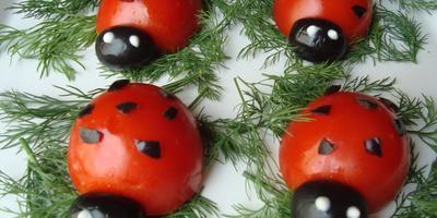 Что можно приготовить из помидоров, чтобы быстро, вкусно и красиво?