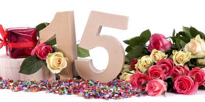 Сегодня интернет-магазину Seedspost.ru 15 лет! Поздравляем!