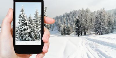 """Начинаем этап фотоконкурса """"Волшебные сказки зимы"""""""