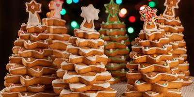 Съедобная новогодняя елка: идеи для праздничного стола
