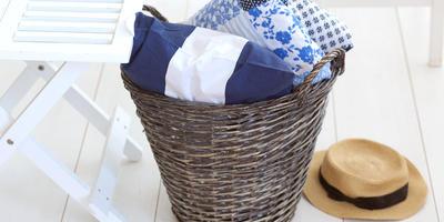 Как использовать пэчворк в интерьере дачного дома