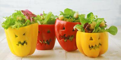 Жутко креативные идеи сервировки к Хэллоуину