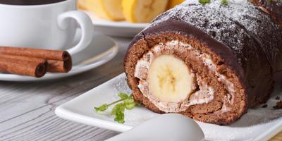 В год Обезьяны: 15 сладких блюд из бананов