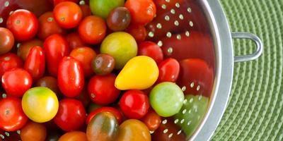 Помидоры черри - вишенки томата