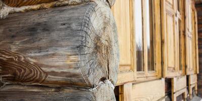 7 типичных ошибок при утеплении деревянного дома