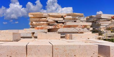 Натуральный камень в дизайне: добыча и обработка