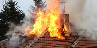 Как уберечь дом от огня
