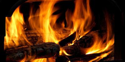 Теплоизоляция камина с дымоходом
