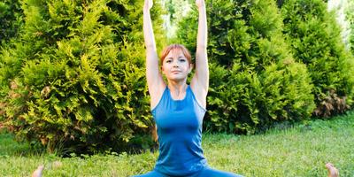 Дачный фитнес: поговорим о важности разминки