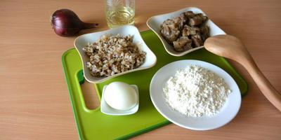 Кундюмы (постное блюдо)