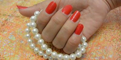 Укрепление ногтей дрожжами