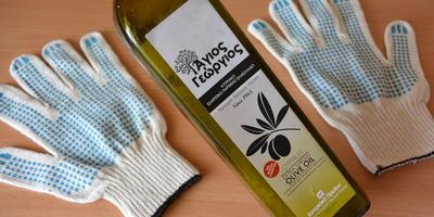 Оливковое масло для рук