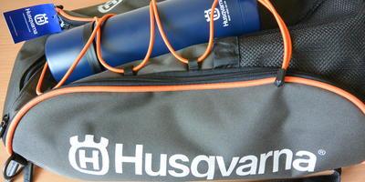 Отличный подарок от Husqvarna и 7 дач!
