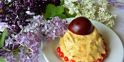 Сырники с изюминкой