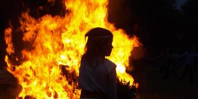 Детские шалости с огнем до добра не доведут