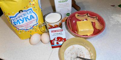 Курник домашний, или Праздничный пирог