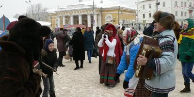 Костромская губернская ярмарка 25 ноября