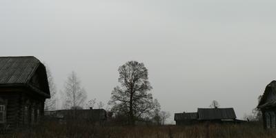 Прогулка в деревню-призрак - это тоже подарок