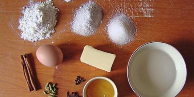 Пряничное царство: пошаговый рецепт