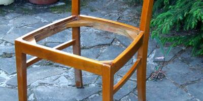 """""""Цветущий стул"""": мастер-класс"""