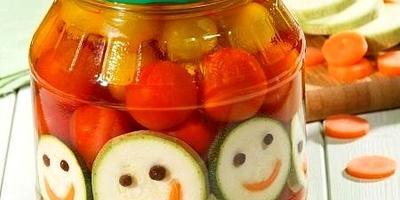 Ассорти из овощей: 9 творческих идей