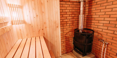 Выбор стеновых материалов для бани