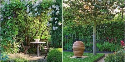 Секреты оформления мини-сада