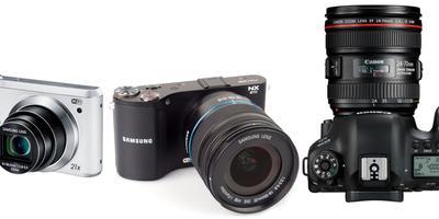 Какая камера — ваша? Выбираем технику для фотосъемки