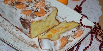 Оранжевое настроение: яркие десерты к новогоднему столу