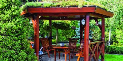 Маленькие, да удаленькие! Малые архитектурные формы в садовом дизайне