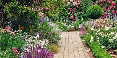 Как обустроить идеальный сад?
