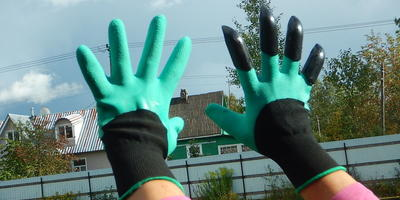 В новый сезон с новым перчатками!