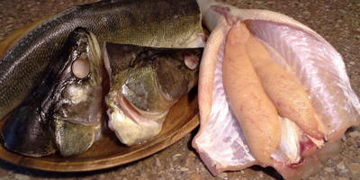 Рыбные котлеты из судака