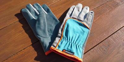 Перчатки садовые Гардена